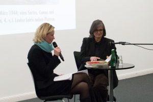 Tagung KONTROVERS und Lesung mit Iris Radisch