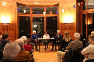 Podiumsdiskussion mit Jacques Semelin und Susanne Wittek