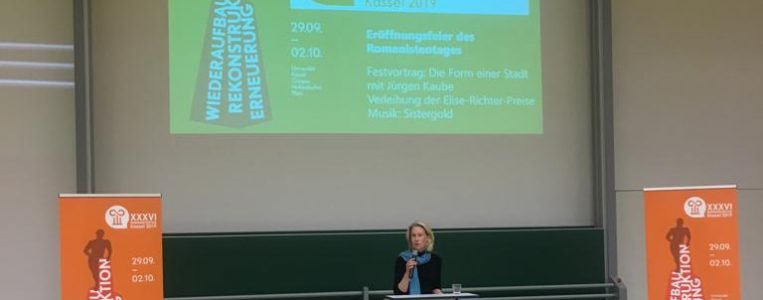 Elise Richter-Preis 2019