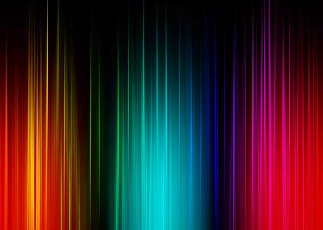 Achsen und Spektren